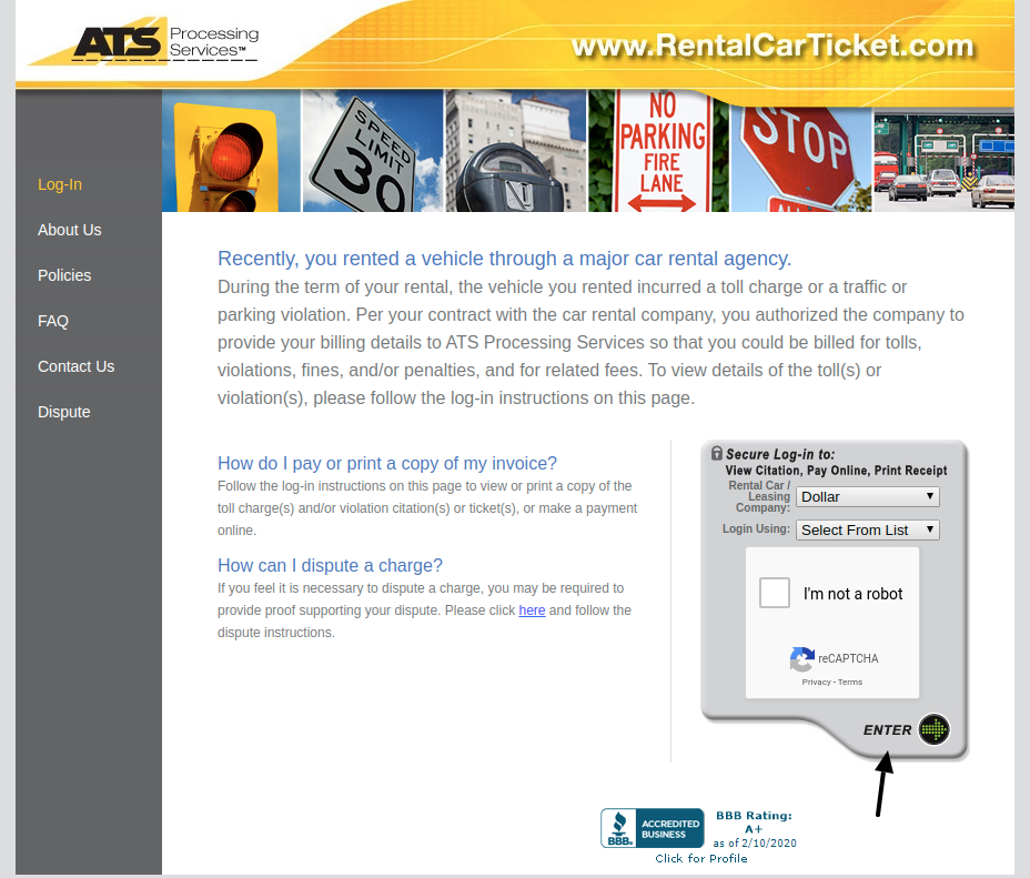 ATS Processing Services