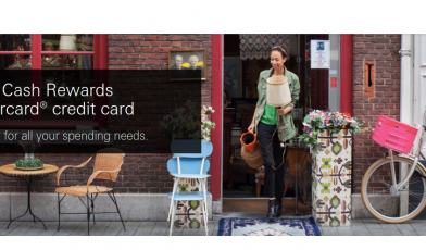 HSBC credit card Logo