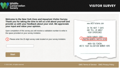 New York Zoos and Aquarium Visitor Survey