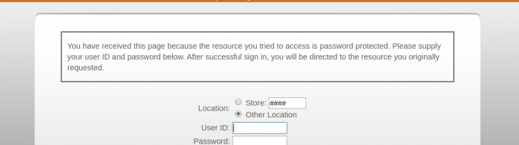 The Home Depot Login