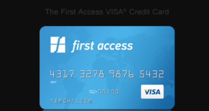 First Access Card Logo