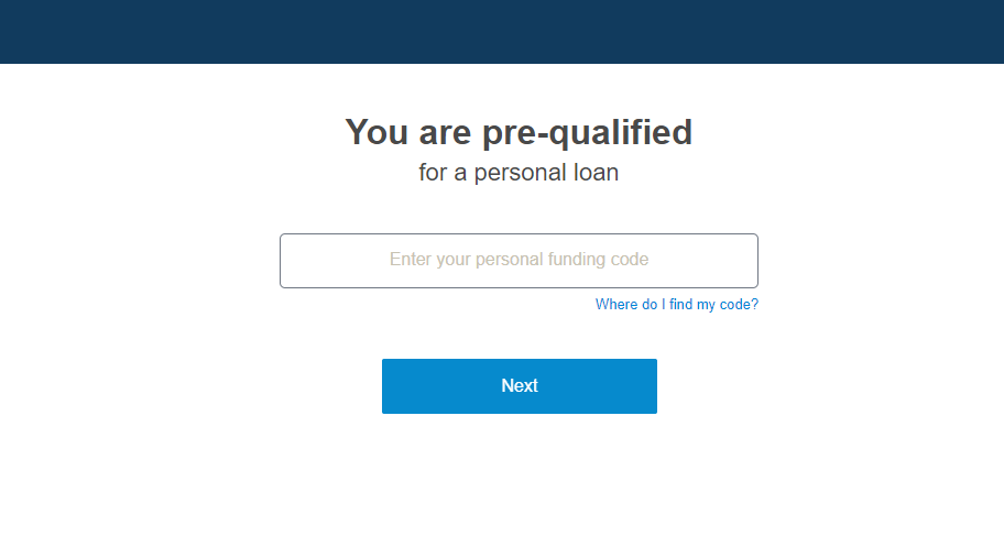 LendingClub Laon Apply