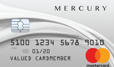Mercury Mastercard Logo