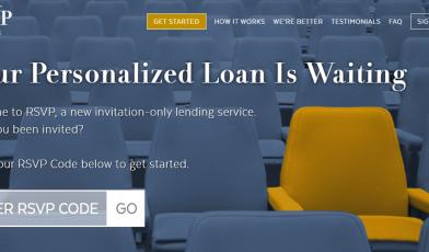 RSVP Loans Logo