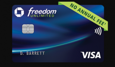 freedom credit card logo