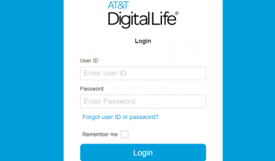 digitallife login
