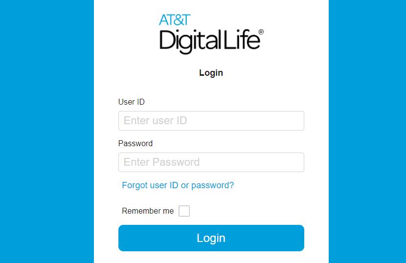 digitallife login