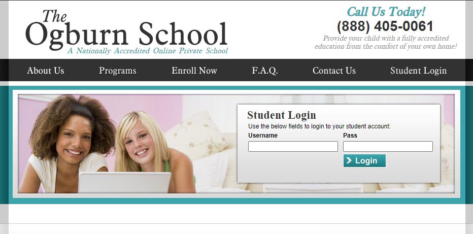 Ogburn School Login