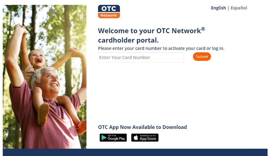 otc network activate
